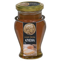 Honey Athena in an amphora